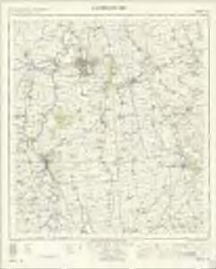 Gainsborough - OS One-Inch Map