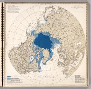 Ice Chart, Northern Hemisphere, May.