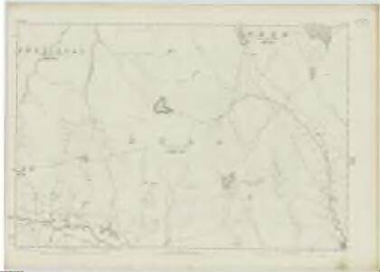 Perthshire, Sheet LX - OS 6 Inch map