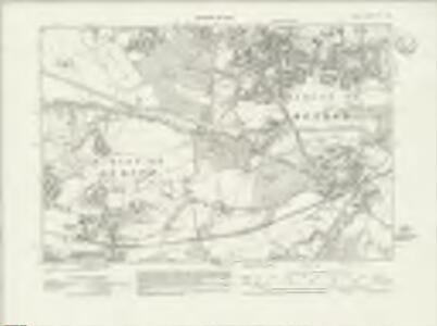 Kent VIII.NE - OS Six-Inch Map