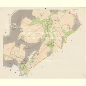 Jestřeby - c2859-1-003 - Kaiserpflichtexemplar der Landkarten des stabilen Katasters