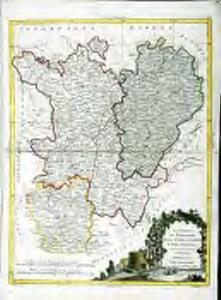 Li governi di Borgogna della Franca Contea e del Lyonois