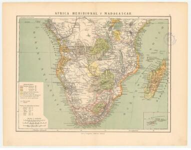 Africa meridional y Madagascar