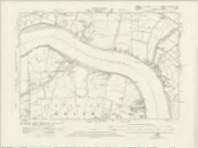 Essex nLXXXVII.SW - OS Six-Inch Map