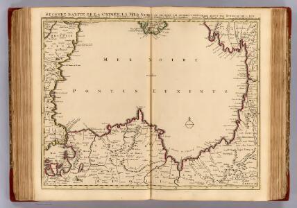 2. pte. Crimee, Mer Noire.