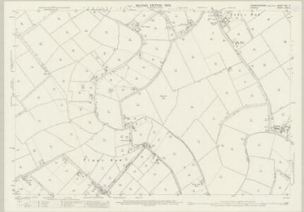Cambridgeshire XVII.5 (includes: Upwell; Upwell; Welney) - 25 Inch Map