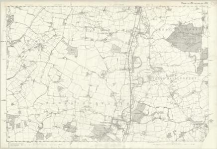 Essex XXXI - OS Six-Inch Map