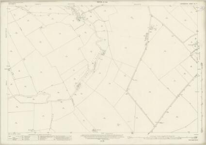 Oxfordshire XL.11 (includes: Cuddesdon; Denton; Great Milton; Little Milton) - 25 Inch Map