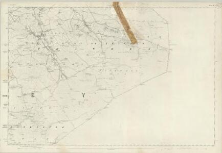Lancashire LVII - OS Six-Inch Map