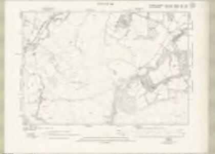 Dunbartonshire Sheet n XV.SW - OS 6 Inch map