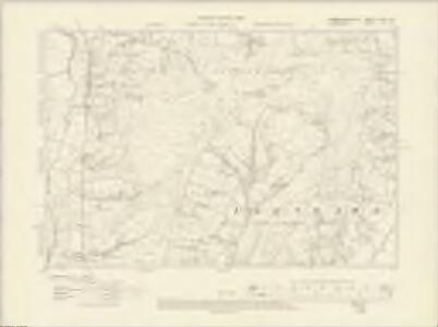 Carmarthenshire XLIX.SE - OS Six-Inch Map