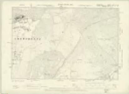 Berkshire XLVII.SW - OS Six-Inch Map