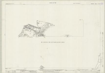 Somerset VI.7 & 4 (includes: Bristol; Kingswood) - 25 Inch Map