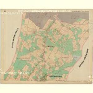 Rumburg - c6626-1-003 - Kaiserpflichtexemplar der Landkarten des stabilen Katasters