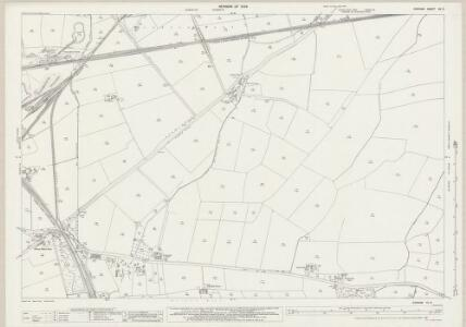 Durham VII.3 (includes: Boldon; Hebburn; Heworth; Jarrow) - 25 Inch Map
