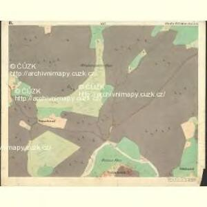 Stadln - c7347-1-009 - Kaiserpflichtexemplar der Landkarten des stabilen Katasters
