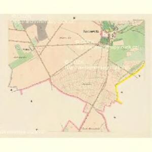Kuniowitz (Kuniowice) - c3706-1-003 - Kaiserpflichtexemplar der Landkarten des stabilen Katasters