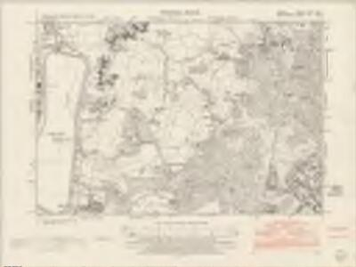 Essex nLXIX.NW - OS Six-Inch Map