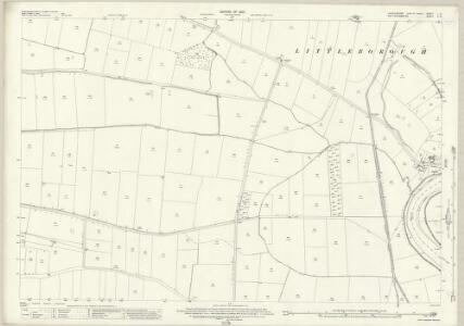 Nottinghamshire X.12 (includes: Marton; North Leverton With Habblesthorpe; Sturton Le Steeple) - 25 Inch Map