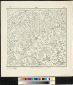 Meßtischblatt 2430 : Marl, 1907