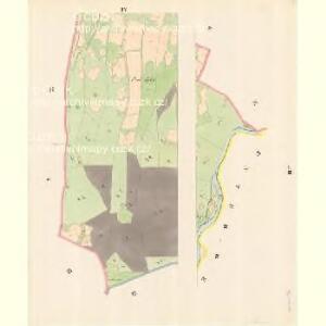 Wigantitz (Wigantitz) - m3399-1-003 - Kaiserpflichtexemplar der Landkarten des stabilen Katasters