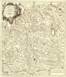 L'Eveché de Munster Le Comté de Bentheim Tecklenbourg Stenford Lingen, Diepholtz Delmenhorst, Ritberg &c.