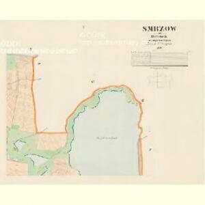 Smrzow - c7096-1-005 - Kaiserpflichtexemplar der Landkarten des stabilen Katasters