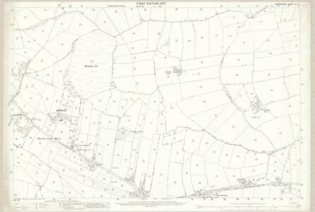 Derbyshire XII.12 (includes: Beighton; Eckington) - 25 Inch Map