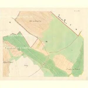Howoran - m0869-1-008 - Kaiserpflichtexemplar der Landkarten des stabilen Katasters