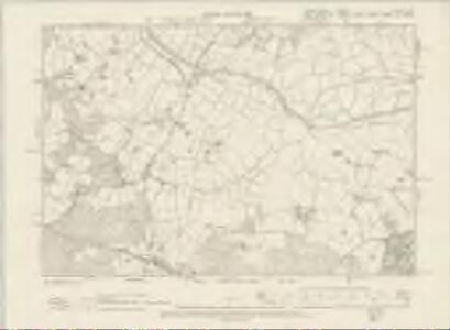 Sussex XXXII.SW - OS Six-Inch Map