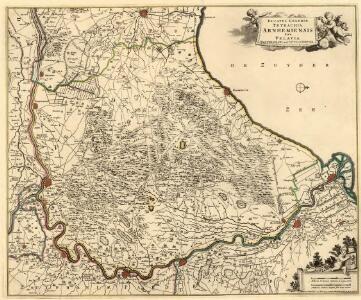 Ducatus Geldriae Tetrarchia Arnhemiensis Sive Velavia