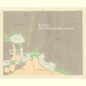 Bollewetz (Bolewec) - c0349-1-005 - Kaiserpflichtexemplar der Landkarten des stabilen Katasters