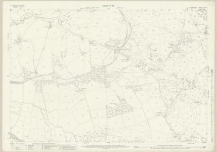 Glamorgan XIV.15 (includes: Gowerton; Llangyfelach; Swansea) - 25 Inch Map