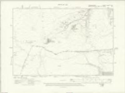 Denbighshire XXXVIII.NE - OS Six-Inch Map
