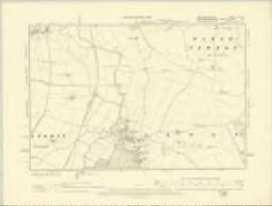 Huntingdonshire IV.NE - OS Six-Inch Map