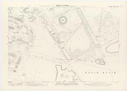 London XII.32 - OS London Town Plan
