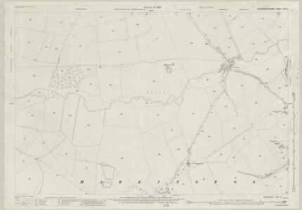 Northamptonshire XXIV.6 (includes: Arthingworth; Desborough; Harrington; Rothwell) - 25 Inch Map