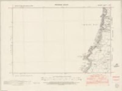 Anglesey V.NE - OS Six-Inch Map