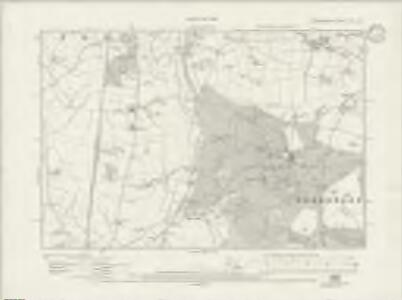 Staffordshire XLIV.SE - OS Six-Inch Map