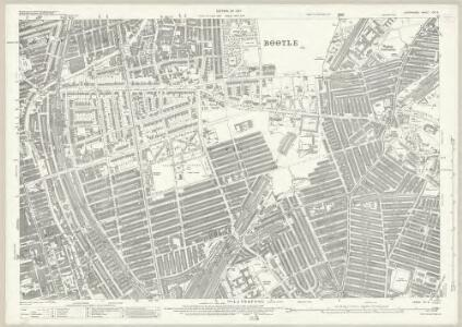 Lancashire CVI.2 (includes: Bootle Cum Linacre; Liverpool) - 25 Inch Map