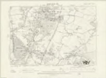 Essex LXV.NE - OS Six-Inch Map
