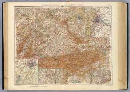 56-57. Germania sud, Austria.