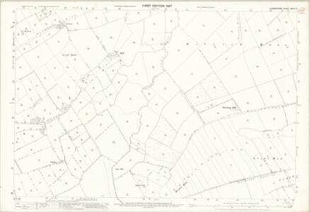 Cumberland XXVIII.6 (includes: Bromfield) - 25 Inch Map