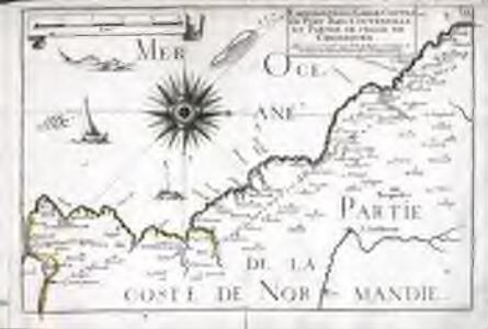 Capitaineries garde costes de Port Bail Coutenville et partie de celle de Cherbourg