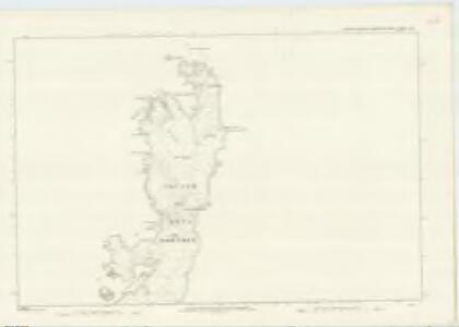 Inverness-shire (Isle of Skye), Sheet XIII - OS 6 Inch map