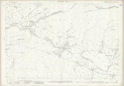 Yorkshire LXIV.1 (includes: Garsdale; Sedbergh) - 25 Inch Map
