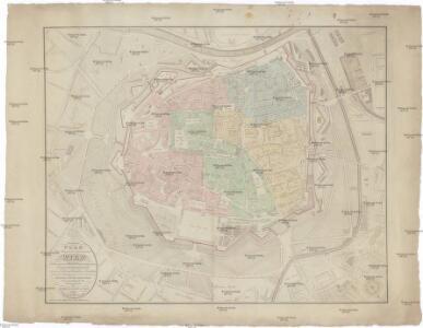 Neuester Plan der Haupt und Residenzstadt Wien
