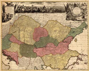 Nova et Accurata Tabula Sedis Belli in Regno