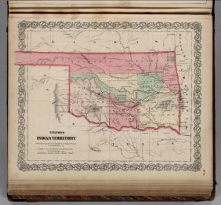 Indian Territories.