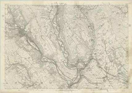 Glamorgan XVIII - OS Six-Inch Map
